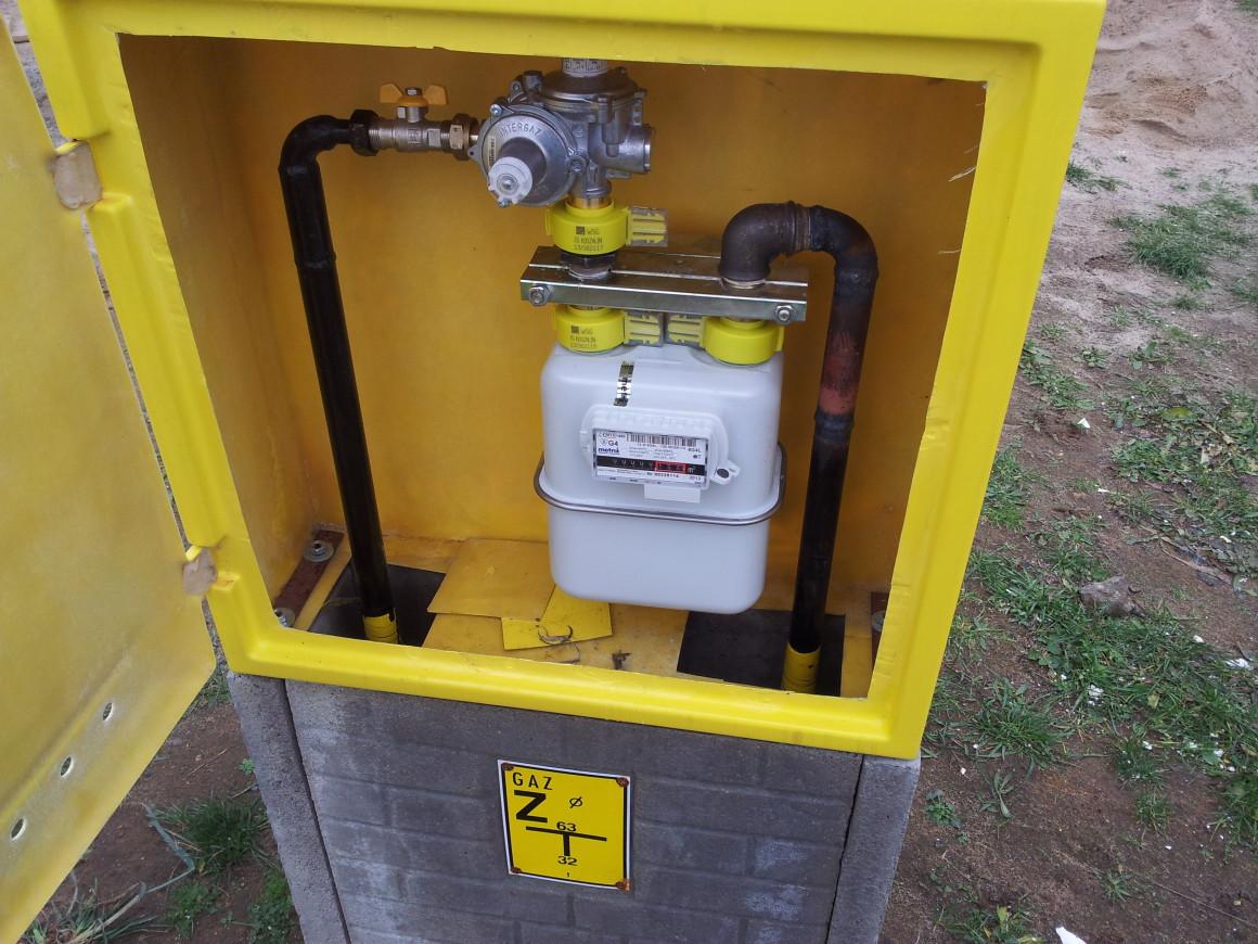 Instalacje gazowe